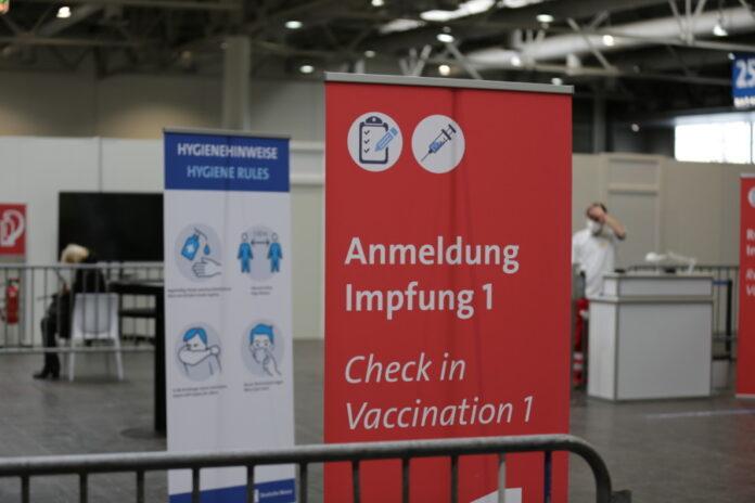 Impfzentrum Anmeldung