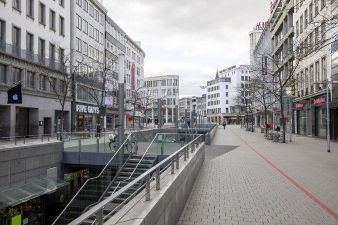 Hannover Bahnhofstraße