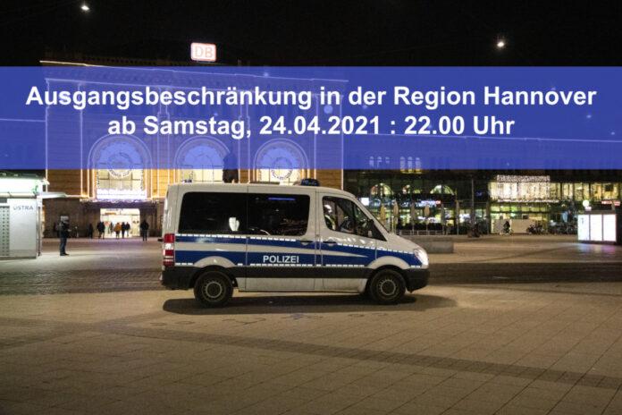Ausgangsbeschränkung - Polizei