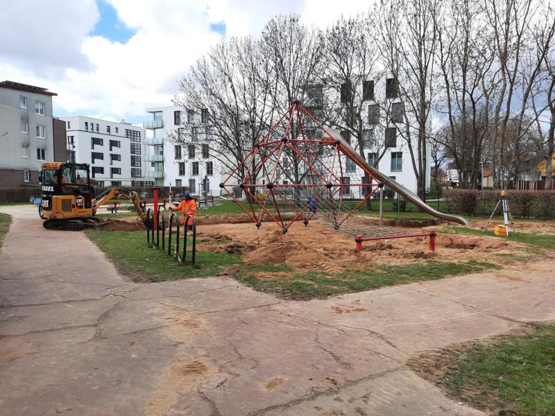 Spielplatz Söseweg