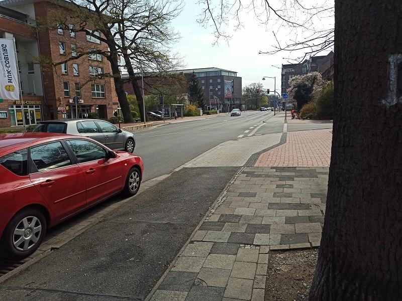 Walsroder Straße – Ehlersstraße