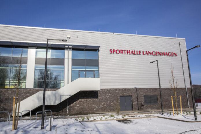 Sporthalle Langenhagen