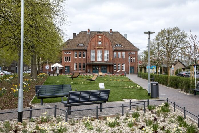 Bahnhof Pferdemarkt in Langenhagen