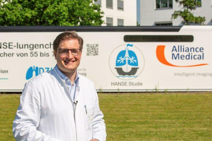 Professor Jens Vogel-Claussen
