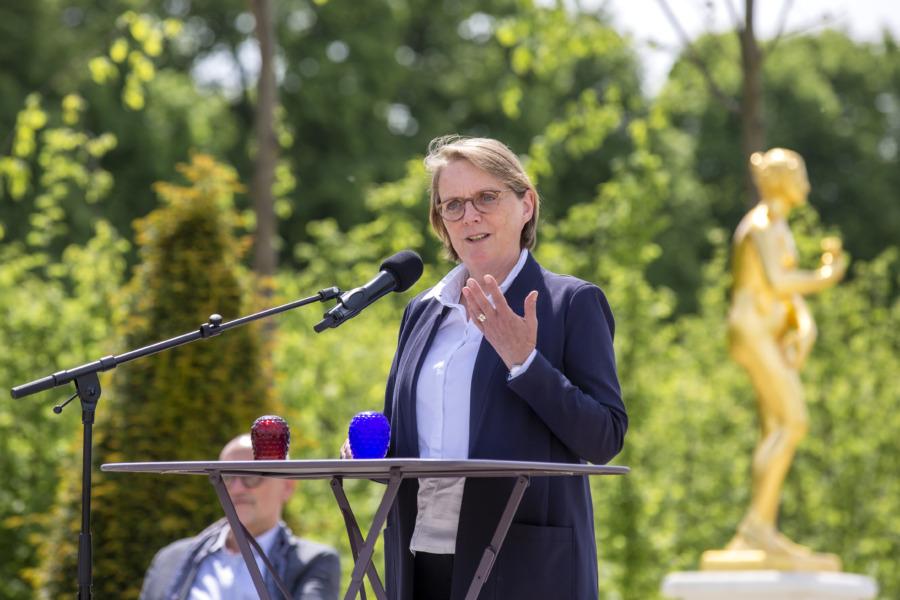 Konstanze Beckedorf, Kulturdezernentin der Landeshauptstadt Hannover