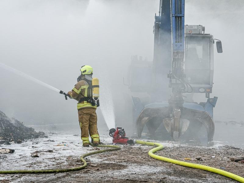 Feuerwehreinsatz