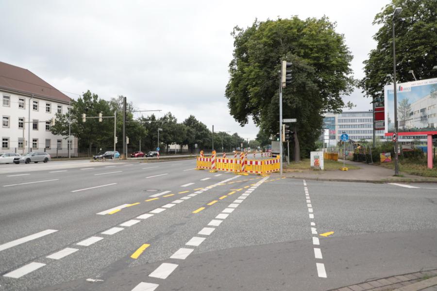 Vahrenwalder Straße Bautelle