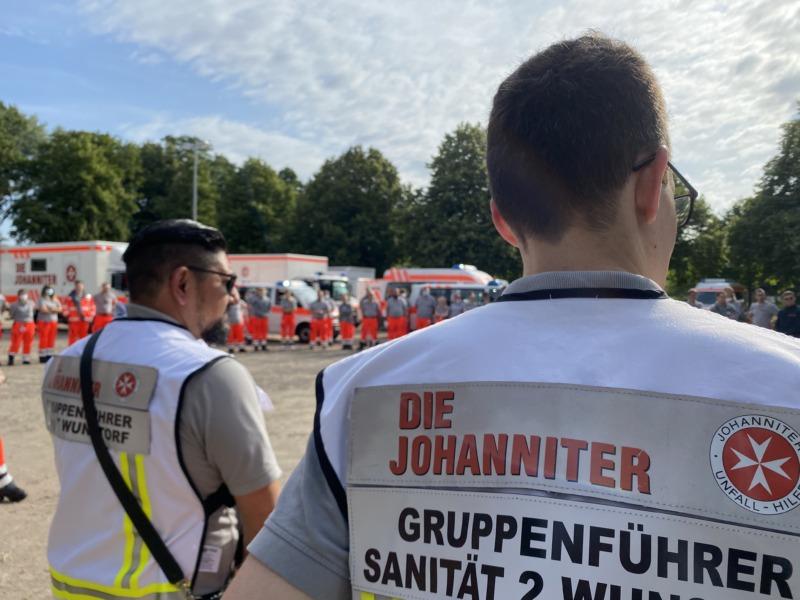 Johanniter in Ahrweiler