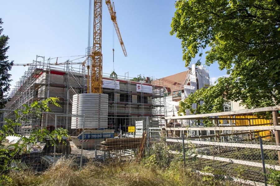 Neubau der Hermann-Löns-Schule in Langenhagen