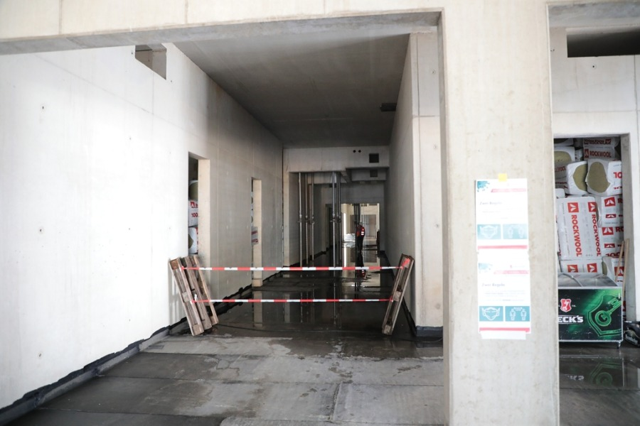 Neubau Hermann-Löns-Schule