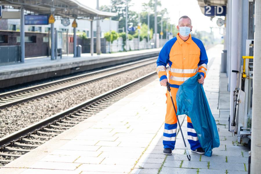 Langenhagen Bahnhofskümmerer