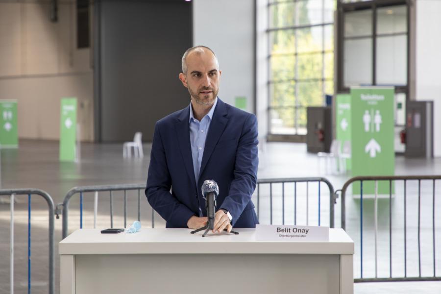 Hannovers Oberbürgermeister Belit Onay