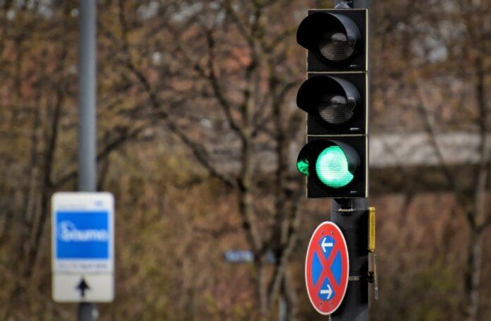 Verkehrsampel - Lichtzeichenanlage