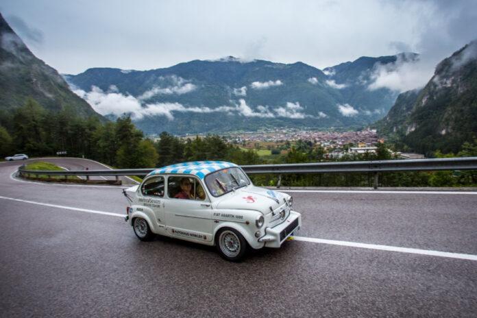 Fiat 600d Abarth