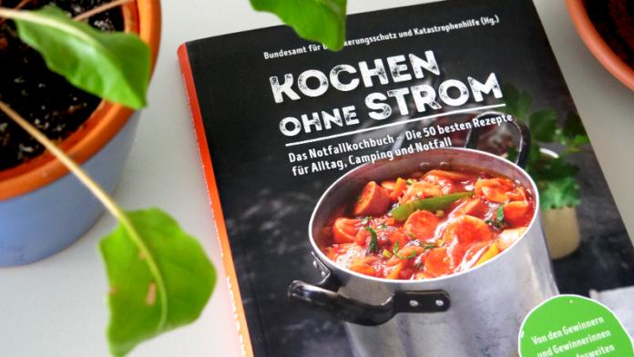 Kochbuch - Kochen ohne Strom