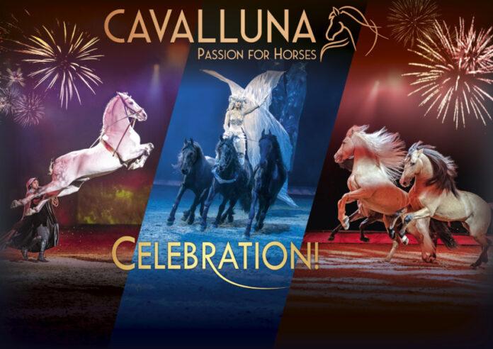 Cavalluna Celebration - Passion for Hourses