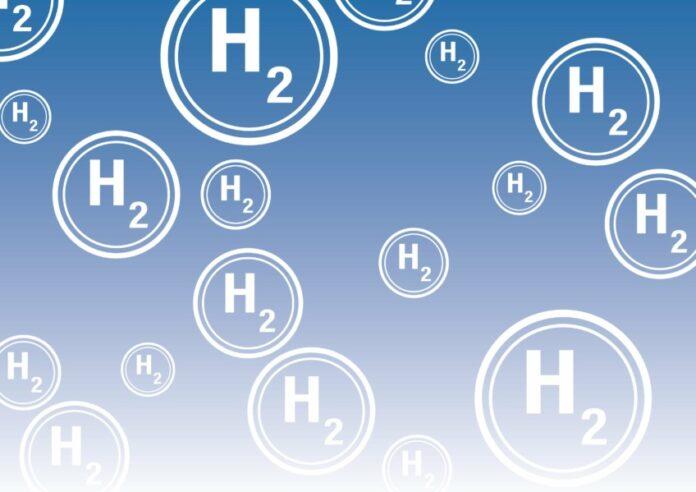 Grafik Wasserstoff